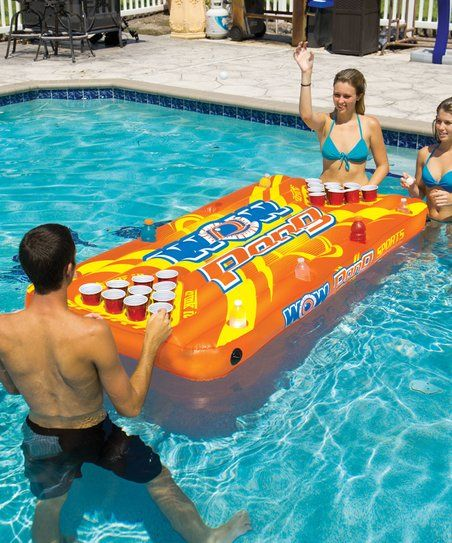 WOW World of Watersports Pool Pong Table Float | zulily