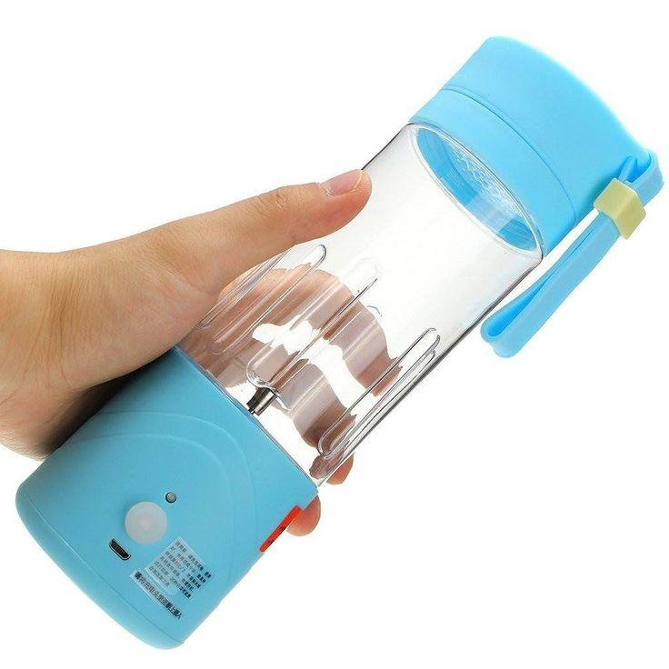 Portable USB Electric Juicer Bottle