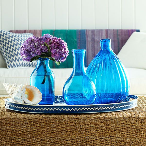Large ribbed Bulb Vase <3