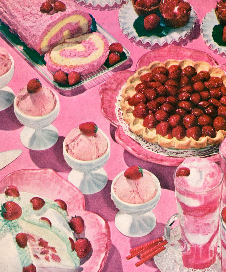 A slideshow of 1950's vintage food photography to soothe your soul.
