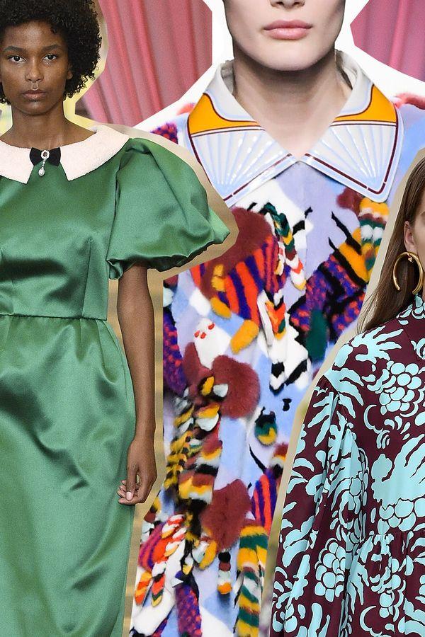 8c5cfa8b0f Kleider mit Bubikragen liegen im Trend. Doch im Alltag kann ein Kleid mit  Bubikragen bieder