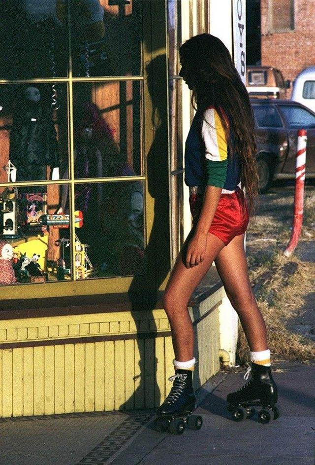 rollermania  45 photos de roller vintage des années 70 et 80  2Tout2Rien