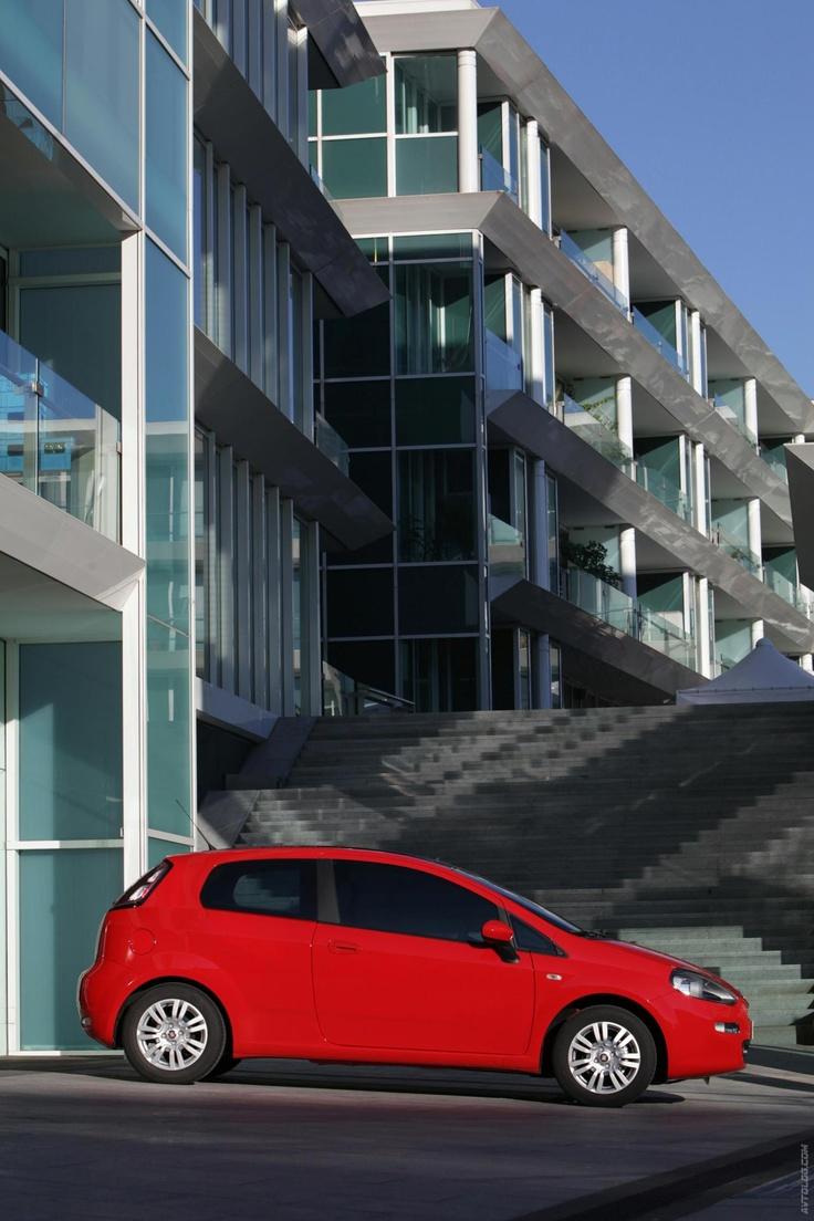 2012 Fiat Punto - versão GPL - www.fiatgplbifuel.pt