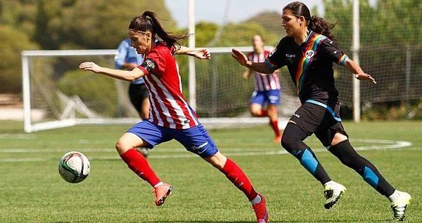 Se inicia la liga regional de fútbol femenino