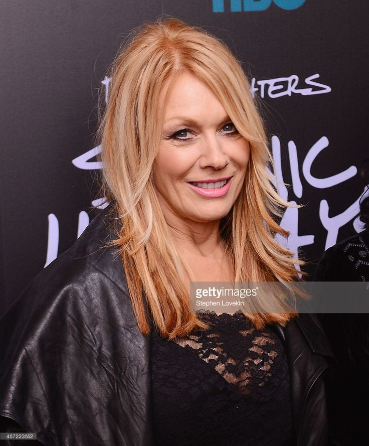 Musician Nancy Wilson of Heart attends The 'Foo Fighters: Sonic Highways' New York Premiere at Ed Sullivan Theater on October 14, 2014 in New York City.