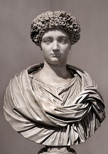 Julia Titi Julia,daughter of Emperor Titus,Palazzo Altemps, Rome