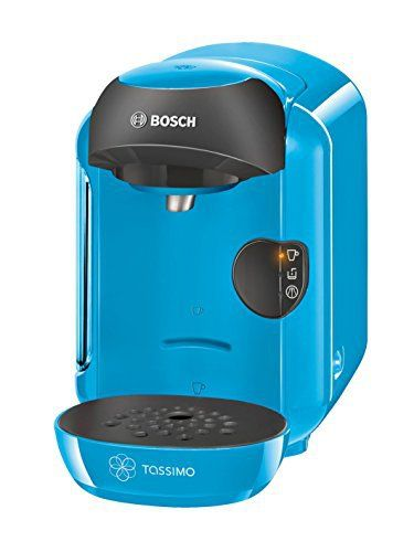 Bosch Tassimo TAS1255 Machine à dosette Vivy Bleu: 3 unité(s) de cet article soldée(s) à partir du 11 janvier 2017 8h (uniquement sur les…