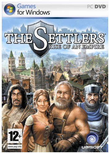 The Settlers VI: Rise of an Empire.