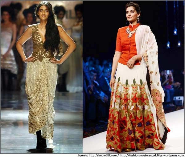 Indian Fashion Designer Anamika Khanna Collections | Designer Dresses