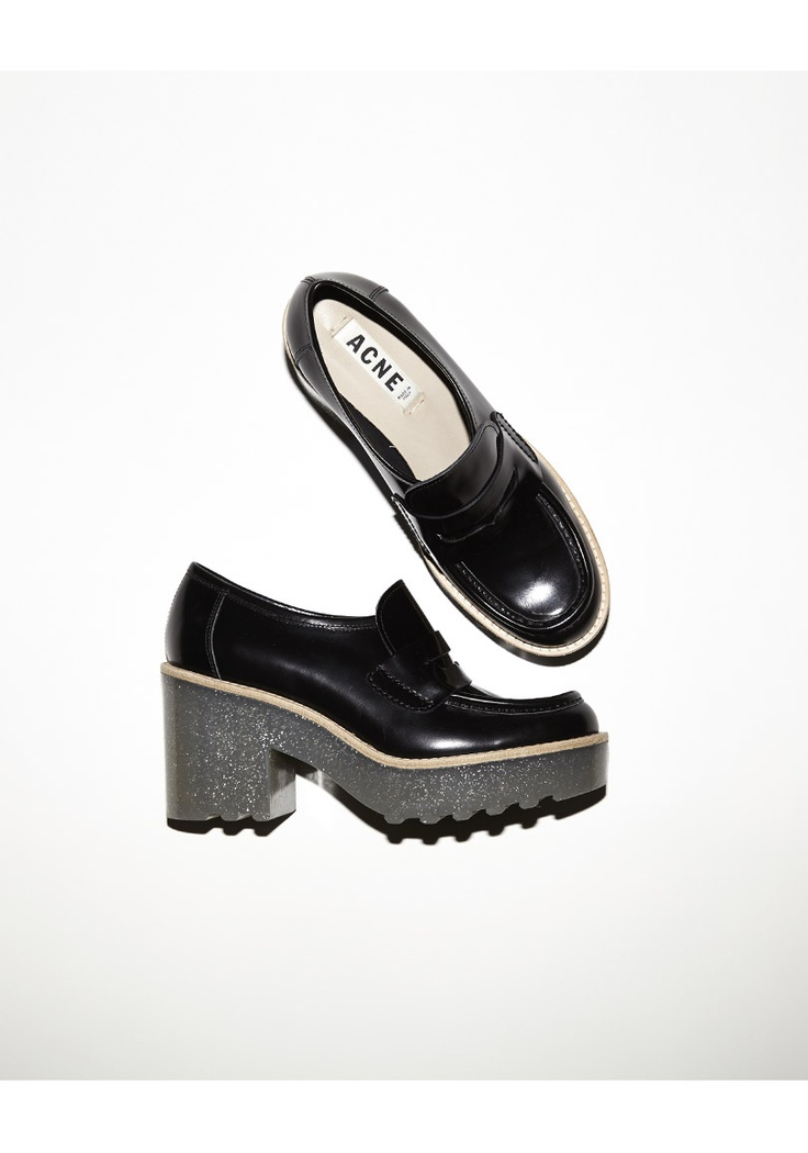 Acne Studios / Taurus Glitter Sole Loafer