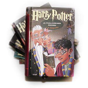 Harry Potter - Puoliverinen prinssi