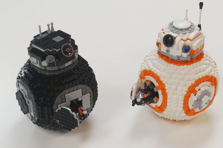 Lego UCS BB-9E and BB-8 | by TheBrickNinja