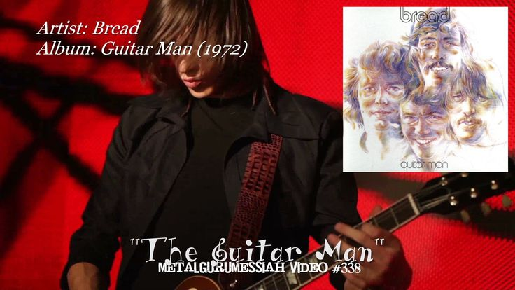 """Bread - The Guitar Man (1972; remastered FLAC; 1080p) """"At one point it seemed uncool to love Bread; now, I realize it's very cool indeed to just float away on the cool, sweet melodies they seemed to so effortlessly nail. If you have doubts, just put on either Best of Bread (2001's Expanded Edition) and see if you don't make to the end?! ;-)"""