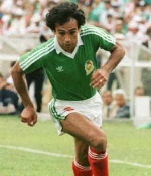 Hugo Sánchez, el mejor en la historia