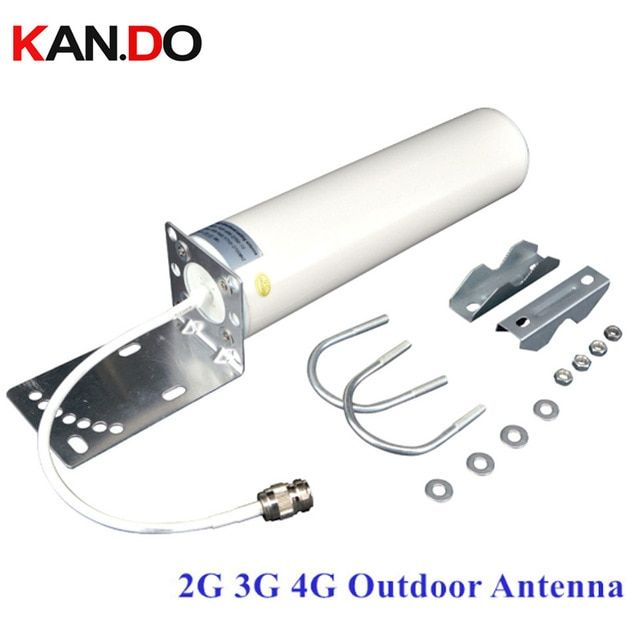 Factory Data 12dbi 4g Antenna Outdoor Panel 698 2700mhz 4g Lte Aerial Omnidirectional Antenne N Female For Wireless Router Review Wireless Router Router Reviews Antenna
