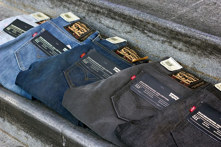 Levis Skateboarding Collection -  http://www.boredofsouthsea.co.uk/brand/levis-skateboard-collection