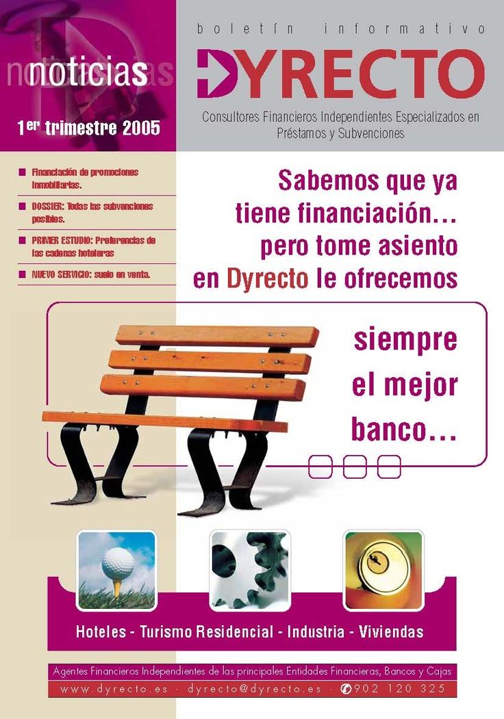 Boletin Financiacion 2005