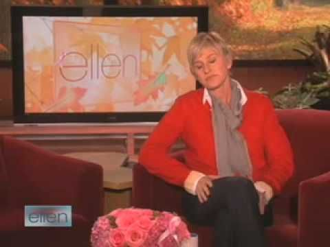 Ellen Degeneres Slams Sarah Palin on Gay Marriage Policy