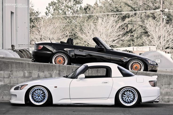 This will be the next car we own, Honda S2000