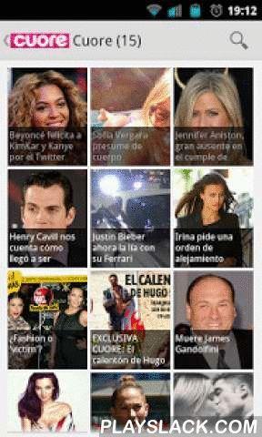 PINKY News Revista Corazon RSS  Android App - playslack.com ,  *** Todos los COTILLEOS, RUMORES, NOTICIAS del MUNDO DEL CORAZON en un unico sitio.Ya puedes estar siempre informado con las mejores noticias del mundillo ROSA español en tu Smartphone y Tablet para Android. Vive la experiencia con los principales medios de comunicación de noticias del corazón nacional. Optimizado para Tablet__ REVISTAS DEL CORAZON - RSS Feeds:- Cuore- Love- Mujer Hoy Corazon- QMD- Hola- Diez Minutos- Vanitatis…