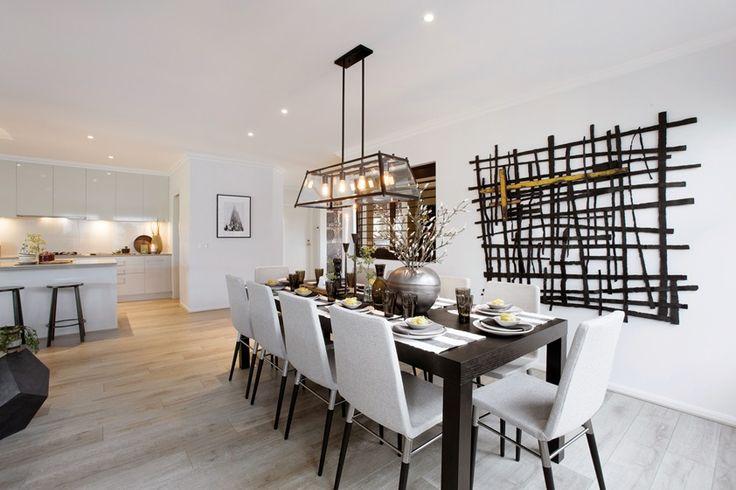 Drysdale 30 Dining - Modern Dining Design