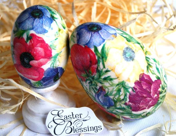 552 best easter 2017 images on pinterest stitching bricolage easter egg wooden easter egg set of easter by handmadestylishhome negle Choice Image