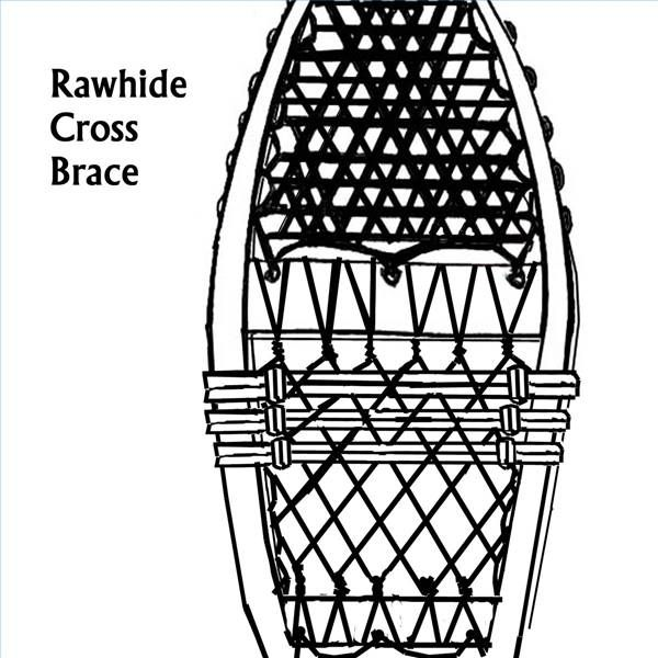 How to Make Traditional Snowshoes