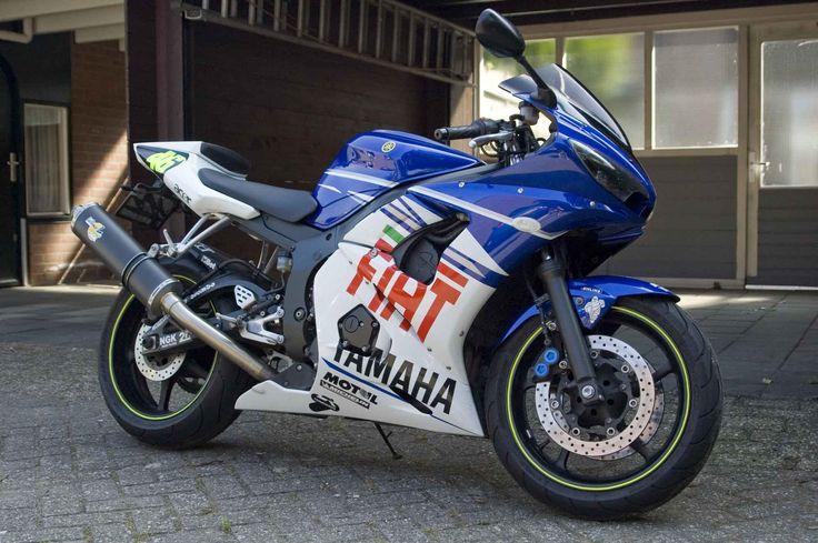 Yamaha R6 2003 Fiat - 20150116  #yamaha #r6 #fiat #motorrad