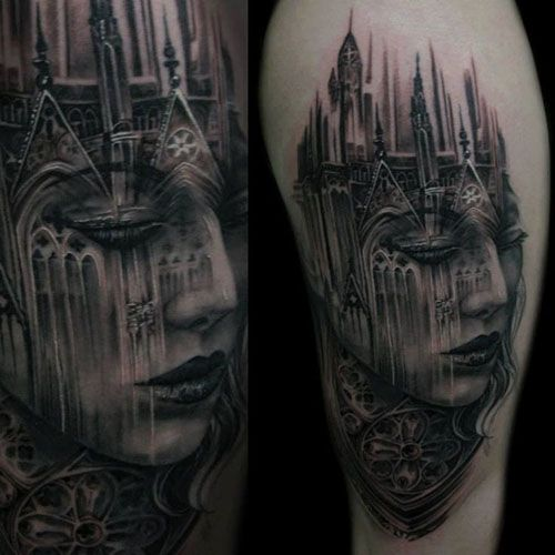 20 Black and Grey Tattoos That Capture Emotions Like No Other Tattoo Style  Throughout history, artists worked with black and grey tattoos to form everlasting images on the skin. Rather than stick with just...