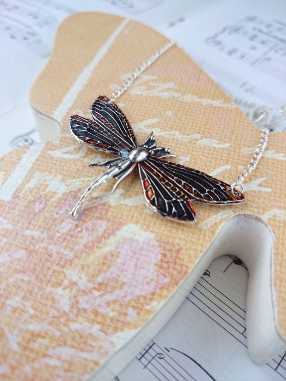 Dragonfly Delights by Claire on Etsy