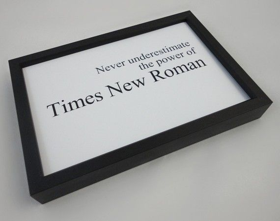 Mighty Times New Roman