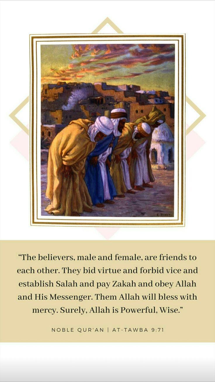 Pin på Deen Islam