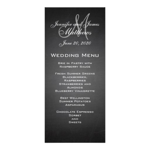 65 best wedding menu cards posters images on pinterest for 51090 text
