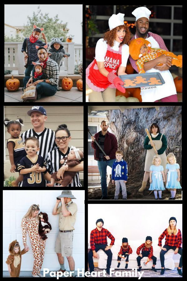 26 Creative Family Halloween Costume Ideas That You Haven T Seen Yet Mom Halloween Costumes Halloween Costumes Parents Family Halloween Costumes