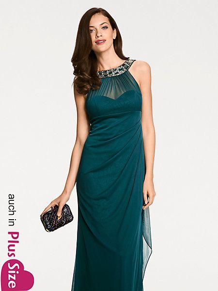 Ashley Brooke by heine - Abendkleid mit Applikationen