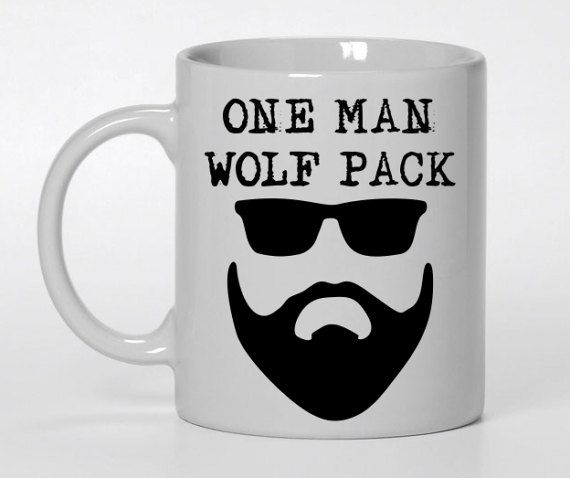 Check out this item in my Etsy shop https://www.etsy.com/listing/509571409/one-man-wolf-pack-wolf-pack-personalized