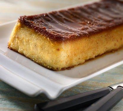 Imagen: www.martinberasategui.com   Preparamos para 8 raciones   Necesitamos   - Molde   Caramelo líquido para cubrir el molde   - Pudin  ...
