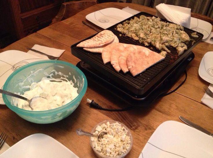 Cooking on the Raclette   Www.jenniferrenauld.velata.ca
