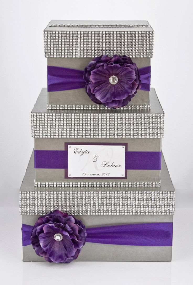 Best 25 Wedding money boxes ideas – Wedding Reception Gift Card Holder Money Box