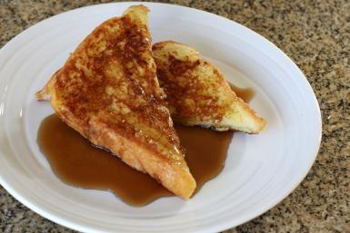 Perfect French Toast - Photo: Diana Rattray