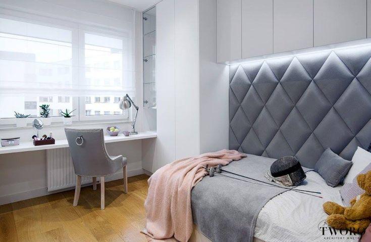 Panele dekoracyjne dodają uroku każdej sypialni! wejdź na www.dappi.pl i zanspiruj się pięknymi wnętrzami. #homedecor  #design