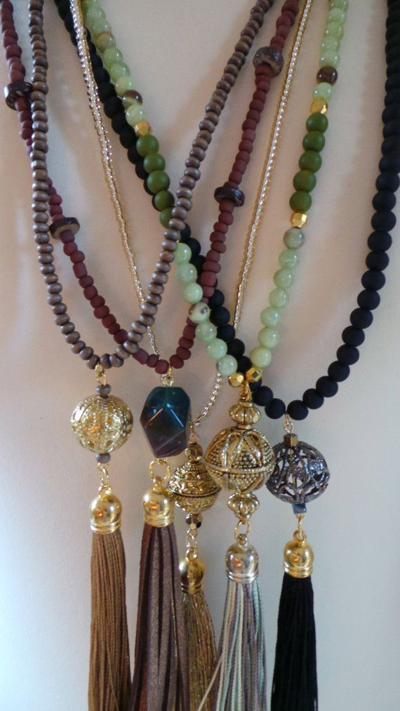 Completely new 435 best Mala Style images on Pinterest | Necklaces, Gemstones and  TZ18
