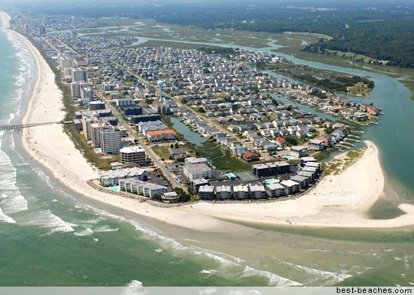 Beaches In North Myrtle Beach Check Out Top Including Details On Fishing Favorite Cherry Grove And Historic Atlantic