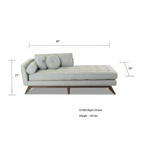 Found It At Wayfair Ca Fairfax Chaise Leather Chaise