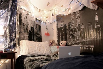 tumblr roomlove the nyc poster Room Examples & Ideas