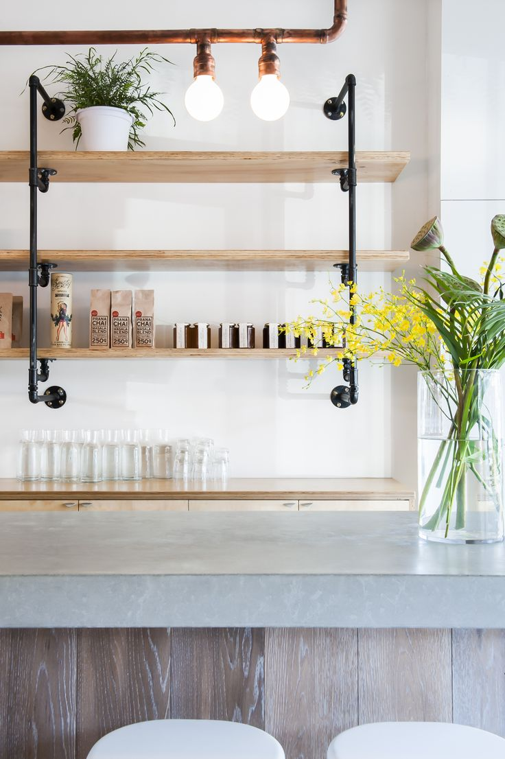 """Tongue N Groove """"Sepia"""" European ok boards featured at Hello Sailor Cafe, Hawthorn Melbourne. Designed by Eades and Bergman interior Design - Photo by Nicole England. Boards available from www.tonguengroove... #tonguengroove"""