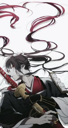 Touken Ranbu #anime