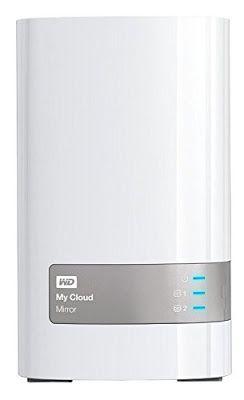 Makai Cabik: Western Digital My Cloud Mirror Gen 2