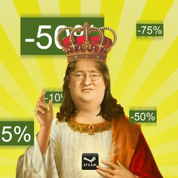 browse Steam sales here so you don't have to wait for Steam servers