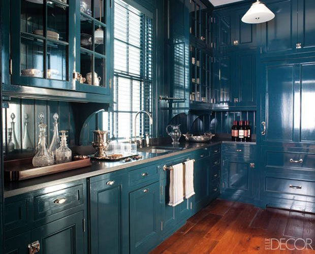 Best Miles Redd Hague Blue Butlers Pantry From Ell Decor 640 x 480